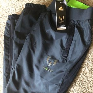 Adidas Messi Athletic Performance Pants